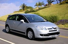 Rent-a-car-Citroen-c4