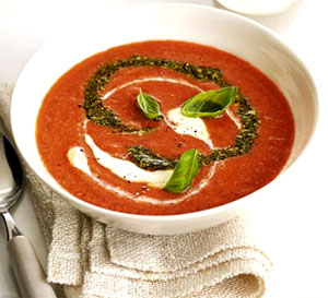Cream-of-Tomato-Soup-with-Pesto