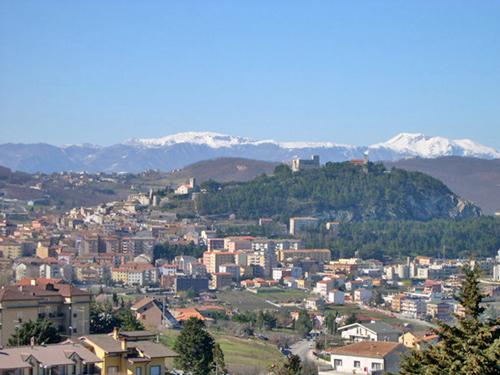 Campobasso-Molise-Italy