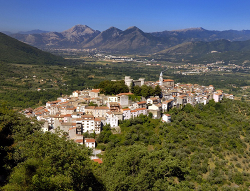 Isernia-Monteroduni