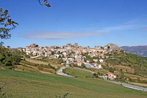 Pietrabbondante-Molise-Italy