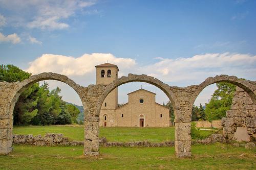 San-Vincenzo-al-Volturno-Molise-Italy