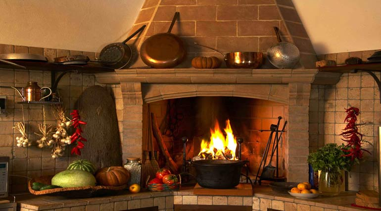 Taking care of your fireplace