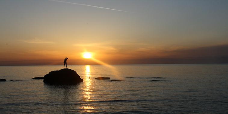 Vasto Marina Beach: The Mermaid