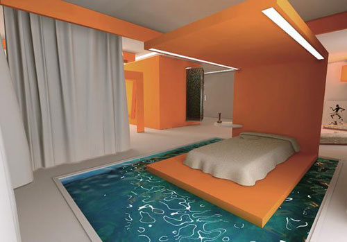 bedroom-with-water