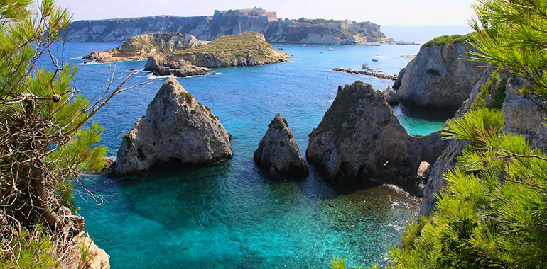 Tremiti Islands Archipelago