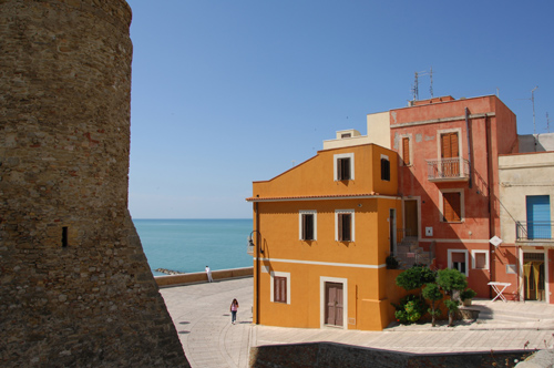 village-of-Termoli-Molise-Italy