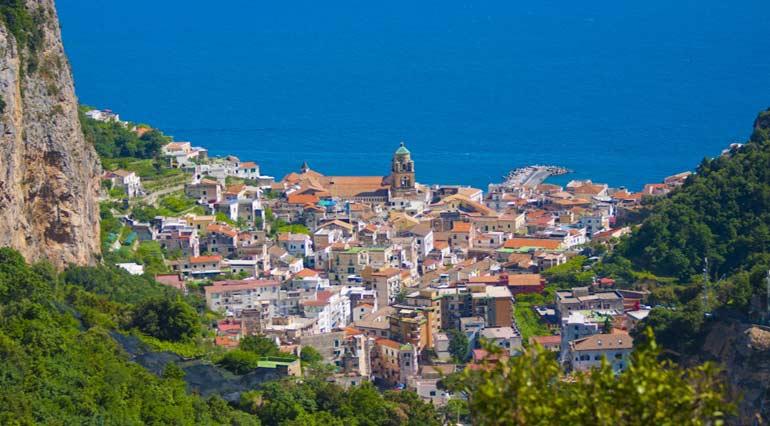 Region Campania