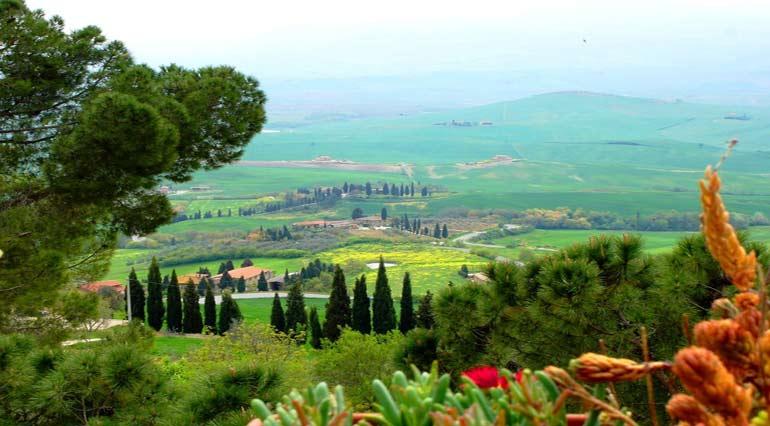 Region Tuscany