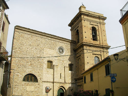 church-santa-croce-atessa