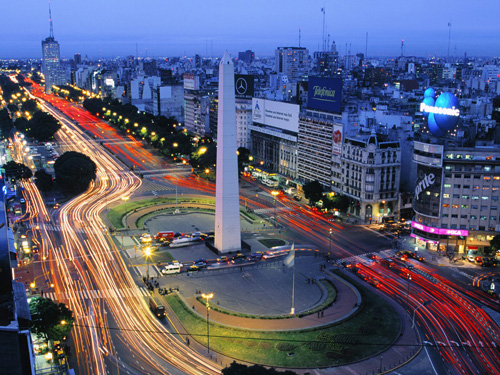 Buenos-Aires-Night