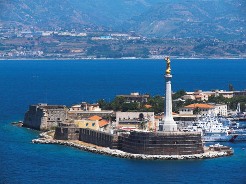 Messina-Port