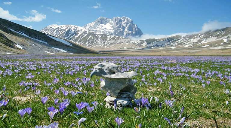 Mountains in Abruzzo – National Park of Gran Sasso and Monti della Laga