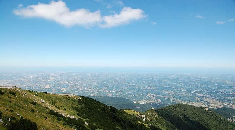 Mountains in Abruzzo – Majella National Park, Italy
