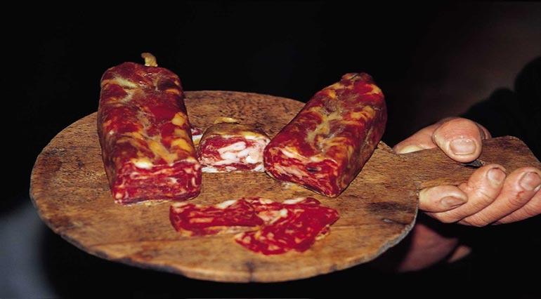 "Frentano Sausage (""Salsicciotto"", ""Saiggicciott"", ""Sauccicciott"")"