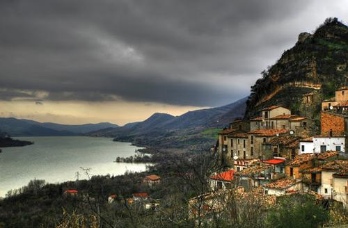 Lago-di-Bomba