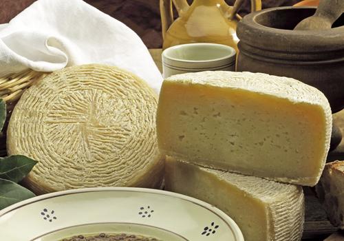 Castel-del-Monte-Canestrato-Cheese