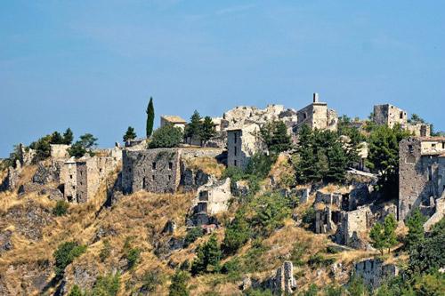 Gessopalena-Abruzzo-Italy