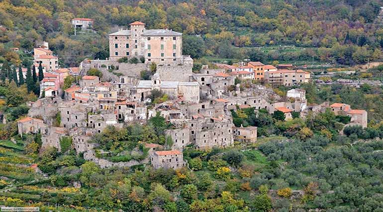 The Ghost Town – Abandoned Villages in Italy