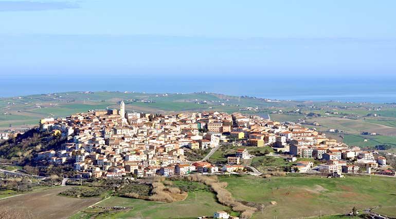 Montenero di Bisaccia, Campobasso, Molise, Italy