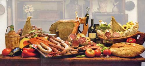 Abruzzo-salami
