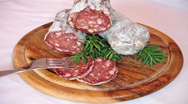 "Abruzzo Salami (""Salame nostrano"", ""Salame artigianale"", ""Salame tradizionale"", ""Salame tipico d'Abruzzo"")"