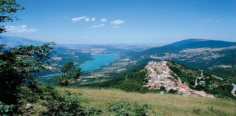 Bomba Chieti Italy, a town in Abruzzo's heart