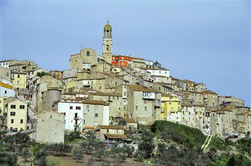 Molise-Sepino-Campobasso-italy
