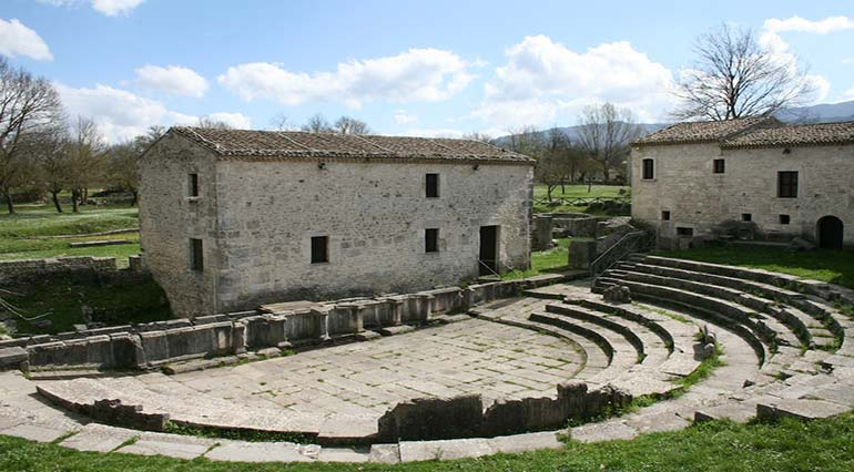 Sepino (Molise), Italy's most beautiful village