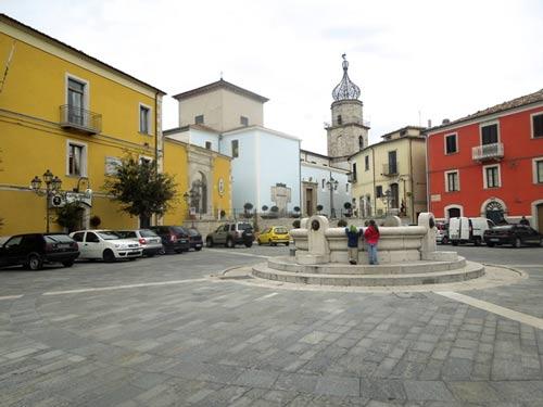 Sepino-Molise-Campobasso-Italy-Square