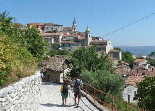 Sepino-Molise-Italy