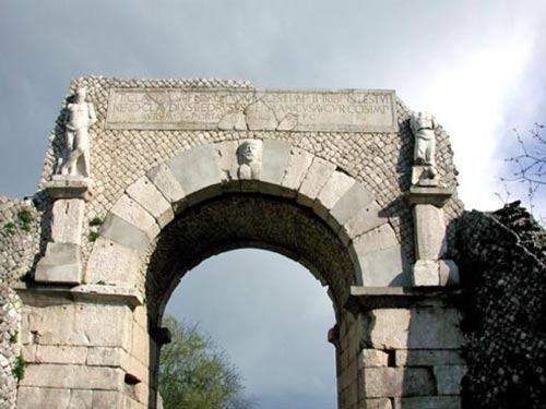 Sepino-Walls