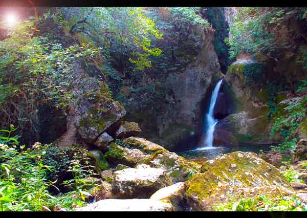 Stiffe Caves – L'Aquila Abruzzo