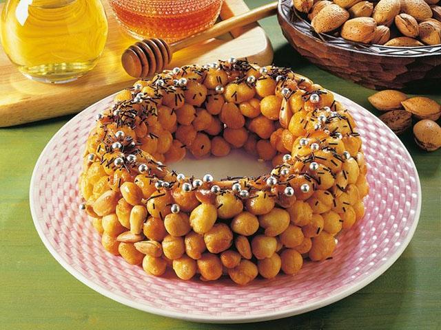 Cicerchiata honey