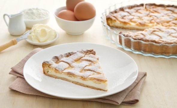 Ricotta cake recipe Italian