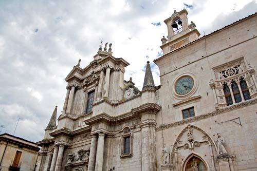 Santissima-Annunziata-font-bell tower