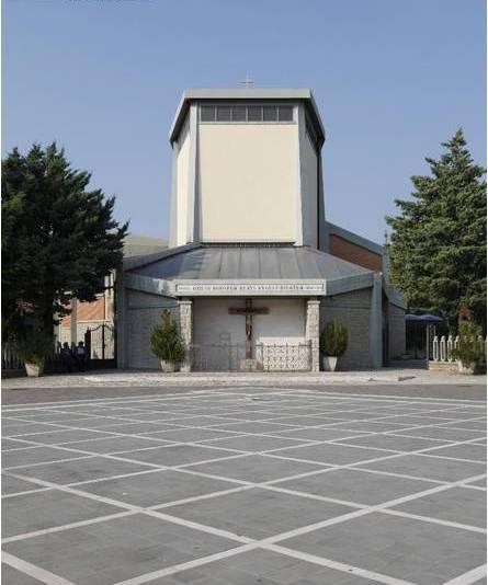 Furci (Ch), santuario del Beato Angelo da Furci