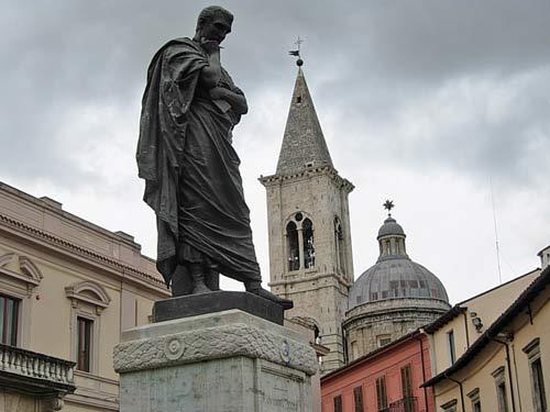 dome-bell tower-Annunziata-Sulmona