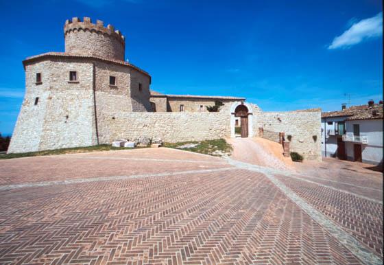 Palmoli (Ch), il Castello