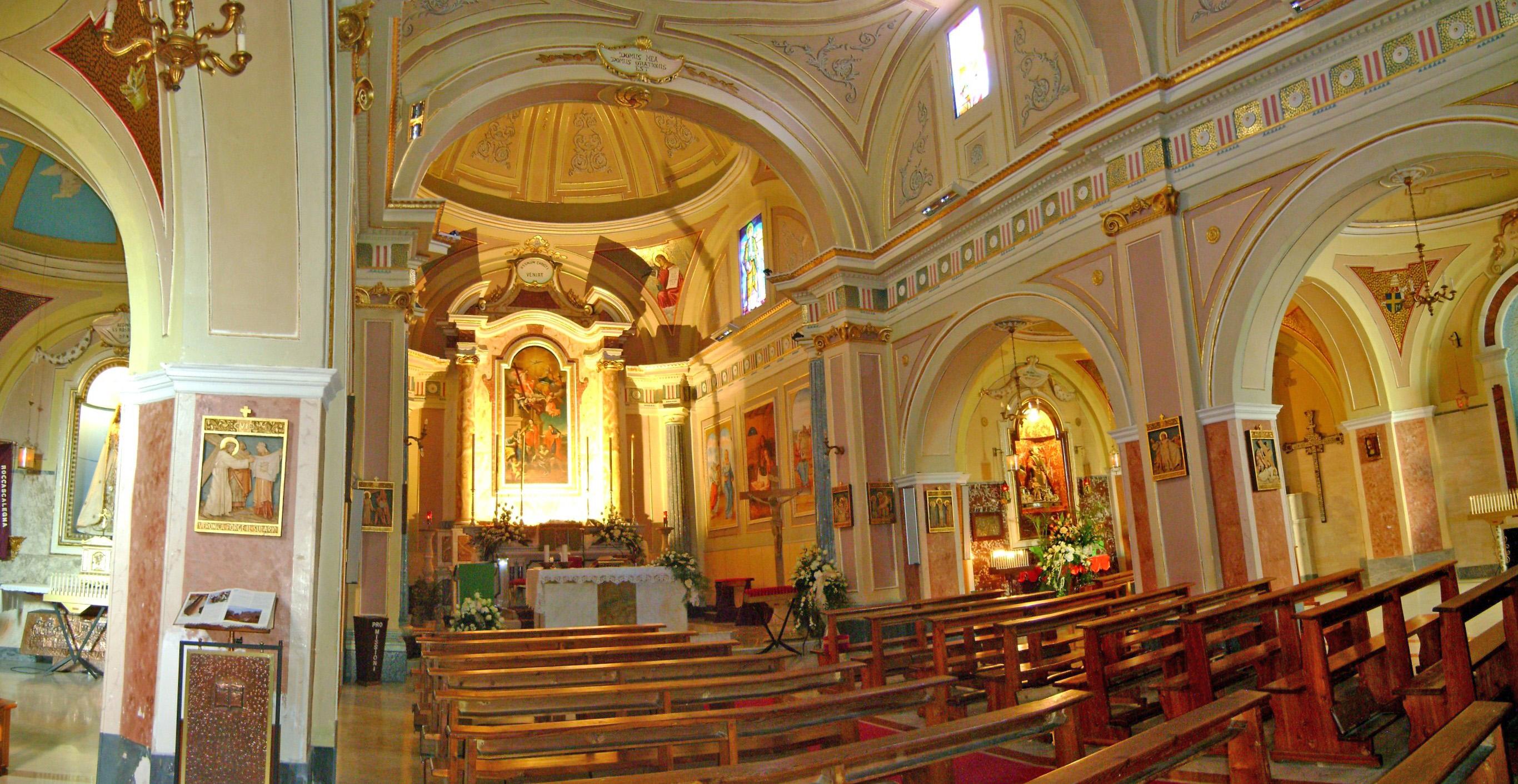 internal-church-San-Cosma-and-Damiano-Roccascalegna