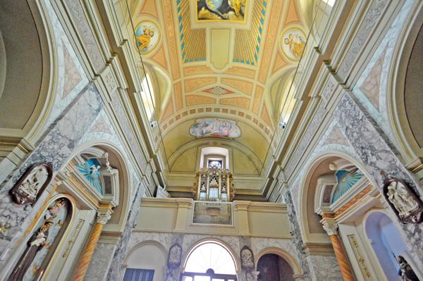 Roccaspinalveti-Chieti-Abruzzo-organ