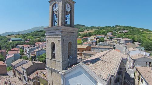 Roccaspinalveti-aerial-view