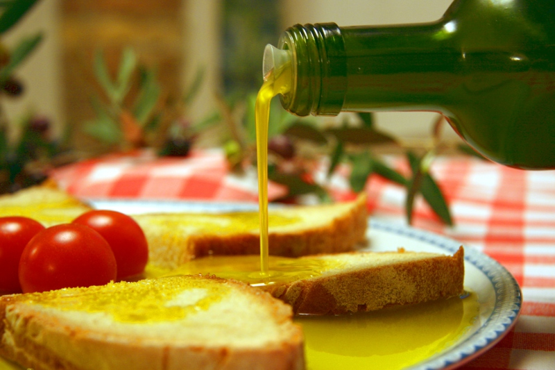 bruschetta-with-oil-virgin