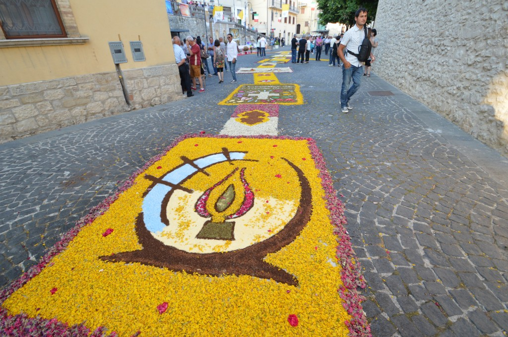 Abruzzo-Chieti-Carunchio-in-flower-event