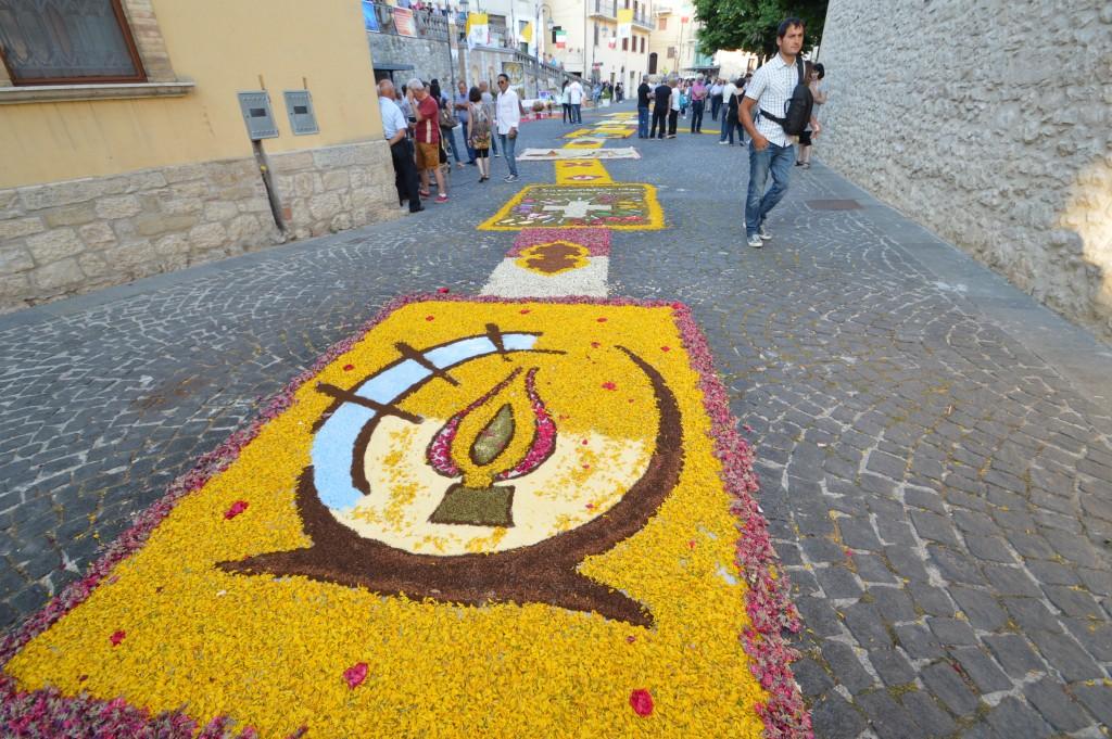 Abruzzo-Chieti-Carunchio-in-flower-event