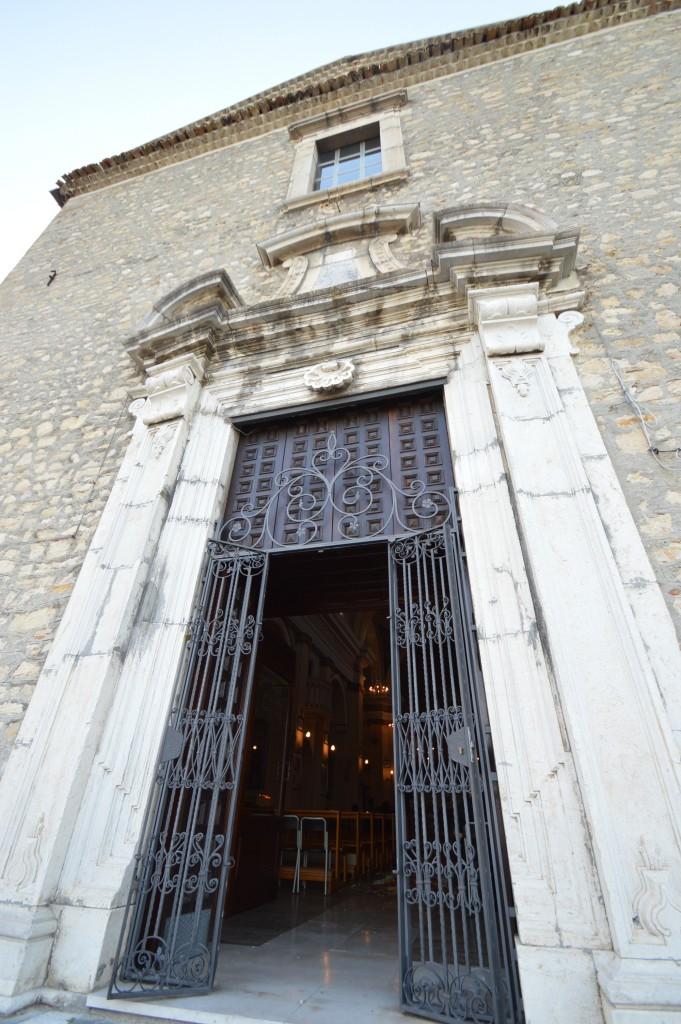 Carunchio-external-church-saint-john-baptist-abruzzo