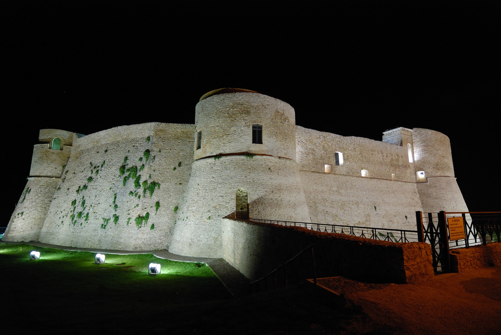 Castle- Aragonese