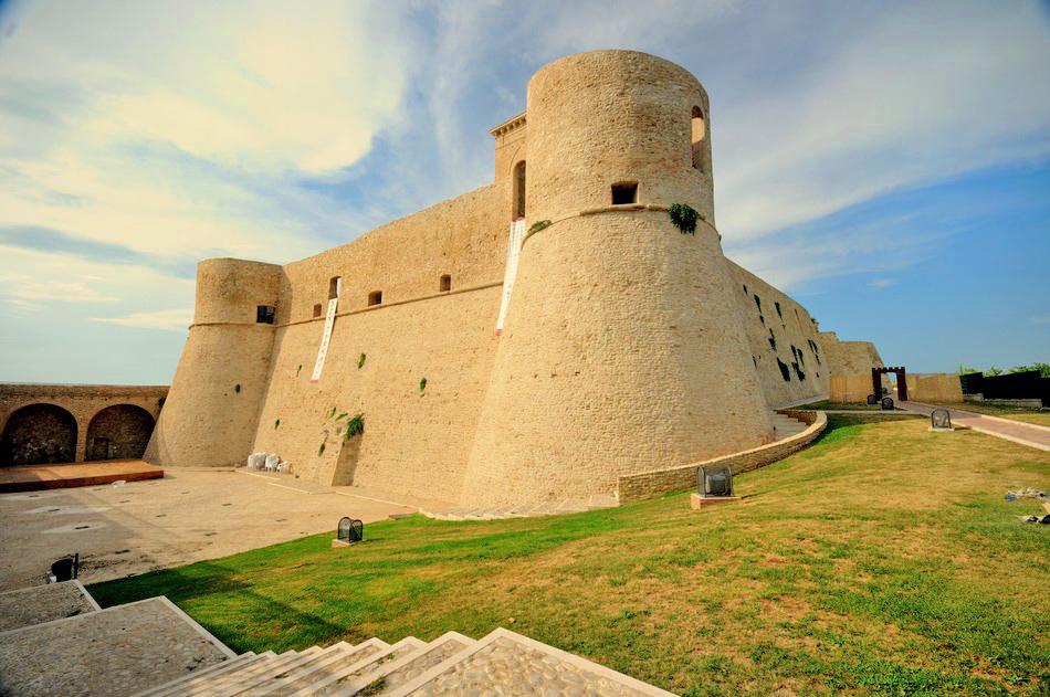 Ortona-la-pizzuta-castle