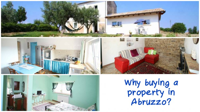 Why buying a property in Abruzzo?