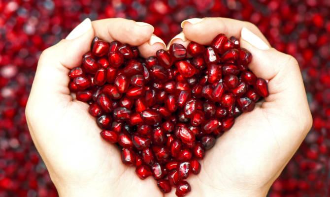 pomegranate-fruits-of-heart